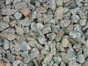 Pink Granite Chippings