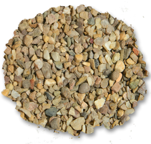 gravel and pebbles for sale